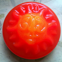 Grian Very Bright Sun Face Soap