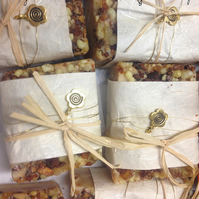 Royal Frankincense & Myrrh Soap with Essential Oils and Shea Butter
