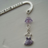 PIF - Pretty Lilac Dress Bookmark