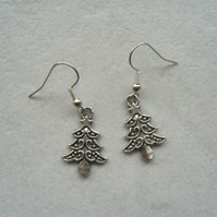 PIF - Christmas Tree Earrings