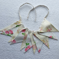Floral Bunting - 2 Metres