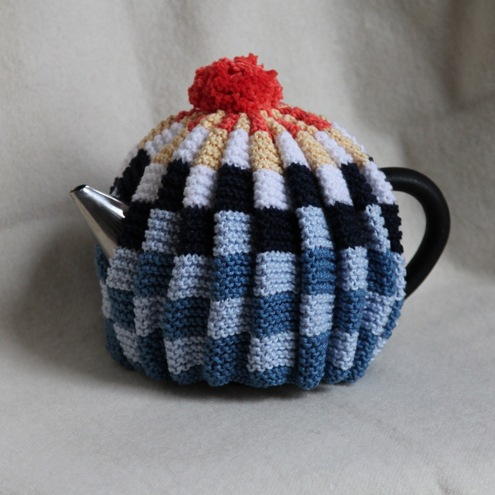 handmade traditional/retro tea cosy