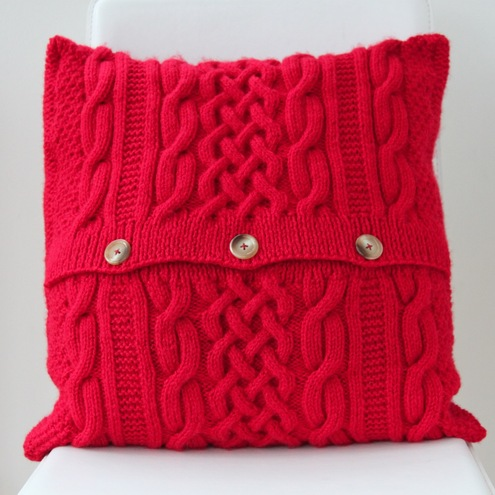 Free Pattern for Making an Envelope Pillow Cover | eHow