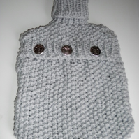 chunky Hot Water Bottle Cover/Cosy