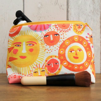 Sundance Sun Face Makeup Bag