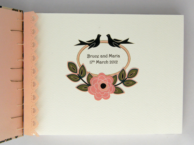 Custom Book Label or Bookplate - Add a Label to your LizzieMade Book