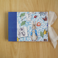 Peter Rabbit Baby Photo Album, Christening Gift, Baby Shower, New Baby