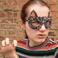 SALE Leopard Mask