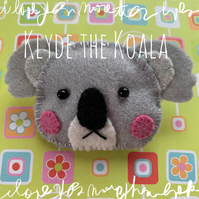 Klyde the Koala