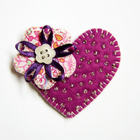 Mothers Day Brooch