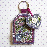 Key Ring ... Hand Bag Charm