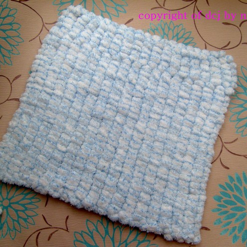 Pom Pom Wool Baby Blanket Pattern Sewing Patterns For Baby