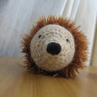 Amigurumi Hedgehog  Toy