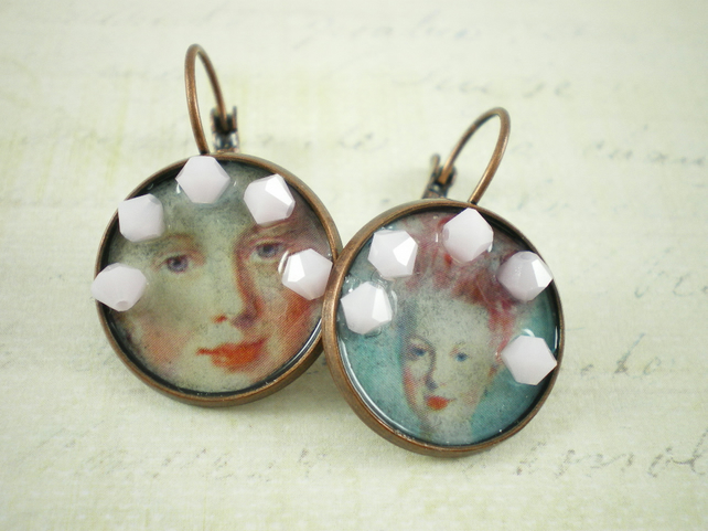 Marie Antoinette Earrings