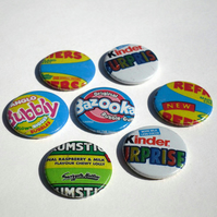 sweetie rings and badges