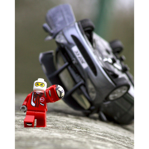 Lego Accident - 2