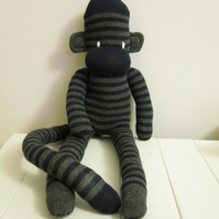 Will the sock monkey