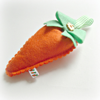 Easter Hanging Decoration - Carrot - Easter Bunny - ONLY ONE LEFT!