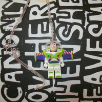 Lego Buzz Lightyear Necklace