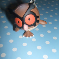 [Pokémon] Hoothoot Necklace