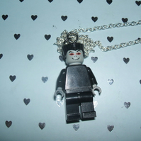 Herman Munster Lego Necklace