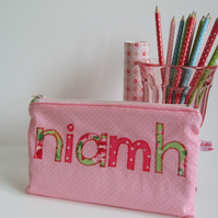 Pencil case - personalised