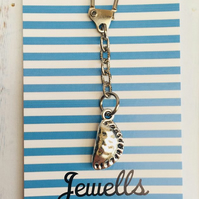 Jewells Made in Cornwall Keyring collection - pasty piskie seagull