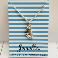 Jewells Made in Cornwall necklace collection - pasty piskie seagull