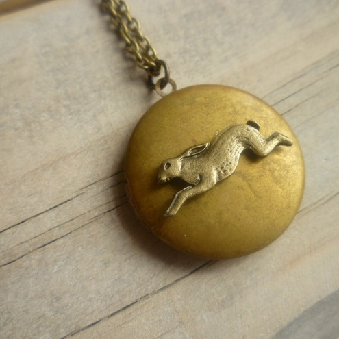 Rabbit Locket