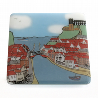 Whitby cycling coaster inspired by Tour de Yorkshire