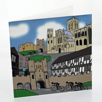 York greeting card