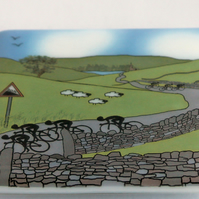 'The Struggle' Kirkstone Pass coaster