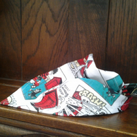 Dennis the Menace Dog Bandana for Little Dogs