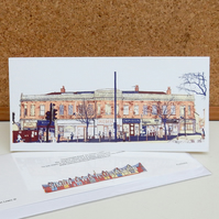 Chapeltown Road - Leeds Greeting Card
