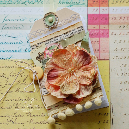Vintage Style Journal