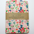 Butterflies and blooms- Hand bound notebook