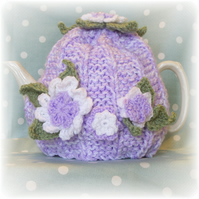 Lovely Lavender Tea Cosy
