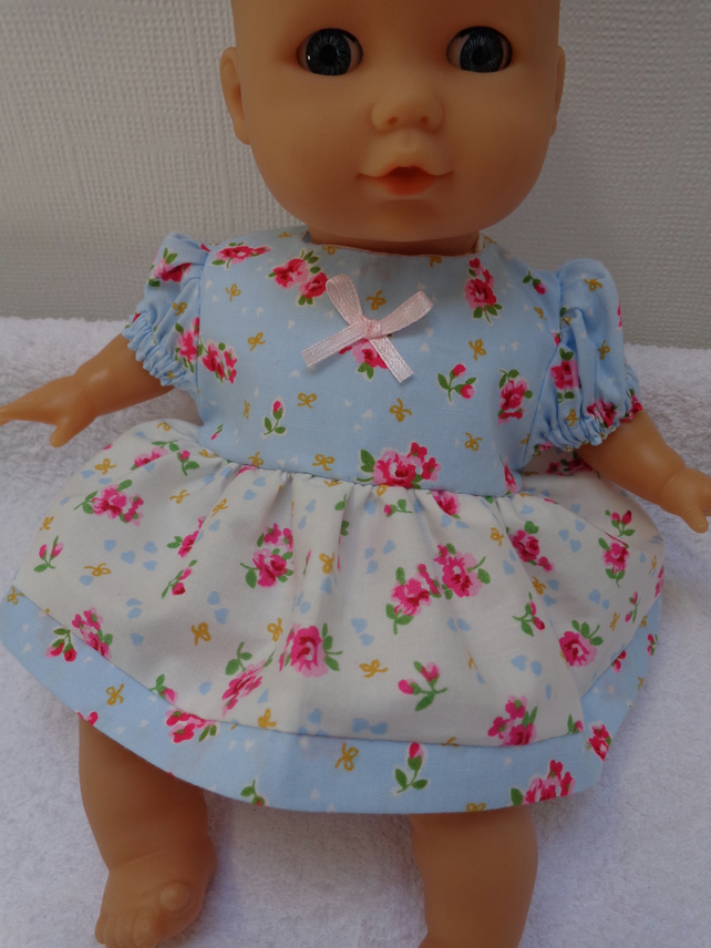 Dolls Clothes Dress Amp Panties To Fit 30cm Folksy