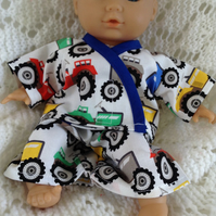 Dolls Clothes 30cm 12 inch Pyjamas ELC Cupcake Corolle etc Hand Made