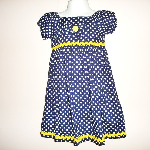 Polka dot party 1 - 2 years -