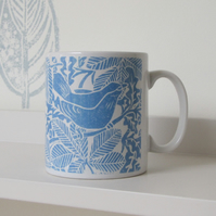 Blackbird Ceramic Mug