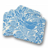 Blackbird Set 4 Coasters