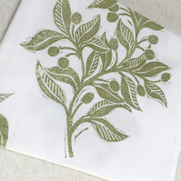 Olives Tea Towel
