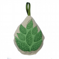 Lavender Bag - Leaf