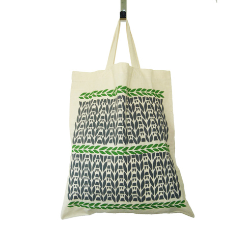 Knitted Tote Bag Pattern : Knitting Pattern Tote Bag - Folksy