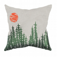 'Forest' Cushion Cover