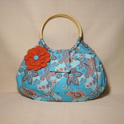 Round Handled Handbag