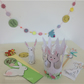 Easter Art and Craft Box  - a Bunny and Chick Easter Activity Pack
