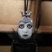 Gothic Happy Birthday Keepsake doll