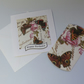 Butterfly Birthday card and pillow box